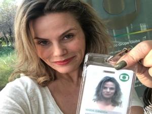 Após 22 anos, Maria Cândida comemora retorno à Rede Globo