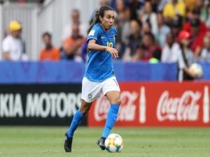 Vadão confirma Marta como titular no jogo contra a Itália