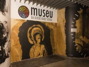 Museu da Diversidade Sexual é pioneiro na América Latina