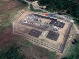 Princípio de Incêndio atinge penitenciária de Itamaracá