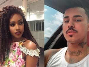 MC Livinho é acusado de racismo por modelo negra