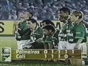 Palmeiras é destaque nas reprises da TV no domingo (31)
