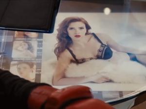 'Pedaço de carne', diz Johansson sobre Viúva Negra