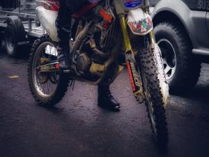 Histórias de quem enfrenta a pandemia em cima da moto
