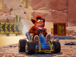 Jogo de corrida do Crash é um dos destaques da semana