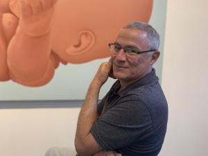 Renato Valle ministra oficina de desenho no Recife Antigo