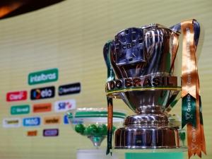 CBF sorteia os confrontos das oitavas da Copa do Brasil