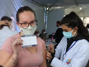 Covid:Brasil tem 108,8 mi de pessoas totalmente imunizadas