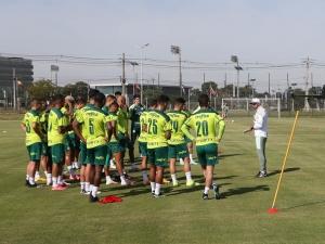 Vacinado, Palmeiras enfrenta o Juventude em Caxias do Sul