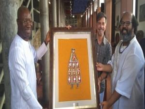 Casa do Benin em Salvador recebe visita de embaixador