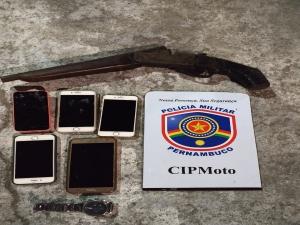 Aplicativo de celular ajuda polícia a prender assaltantes