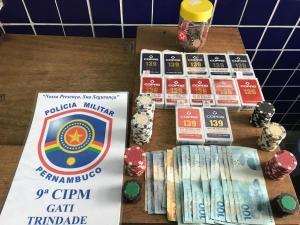 Polícia fecha cassino clandestino no Agreste de Pernambuco