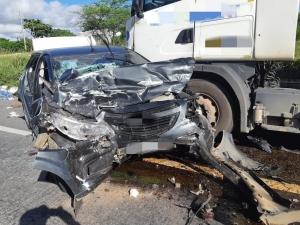Acidente deixa três pessoas mortas em Garanhuns