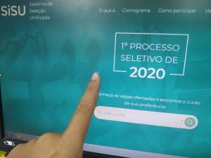 Sisu: estudantes terão dois dias a mais para se inscrever