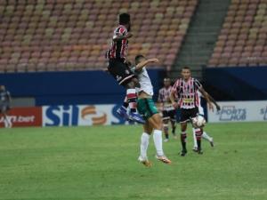 Santa Cruz empata sem gols com Manaus na Arena Pantanal