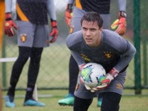 Luan Polli quer o Sport se impondo contra o Corinthians