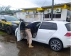 Homem preso com carro roubado diz que 'ia pagar depois'